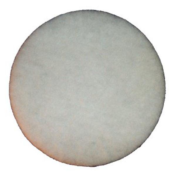 White Buffing Pad